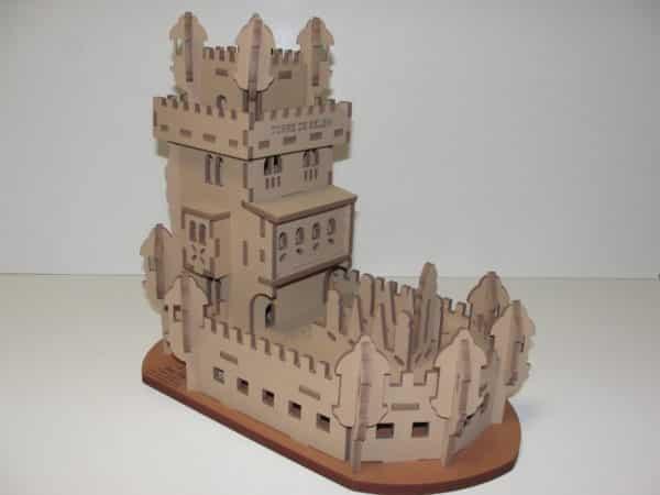 TorreBelemPuzzle3D1