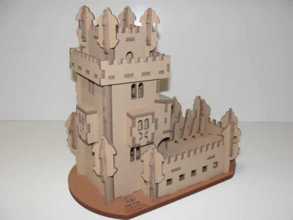 TorreBelemPuzzle3D