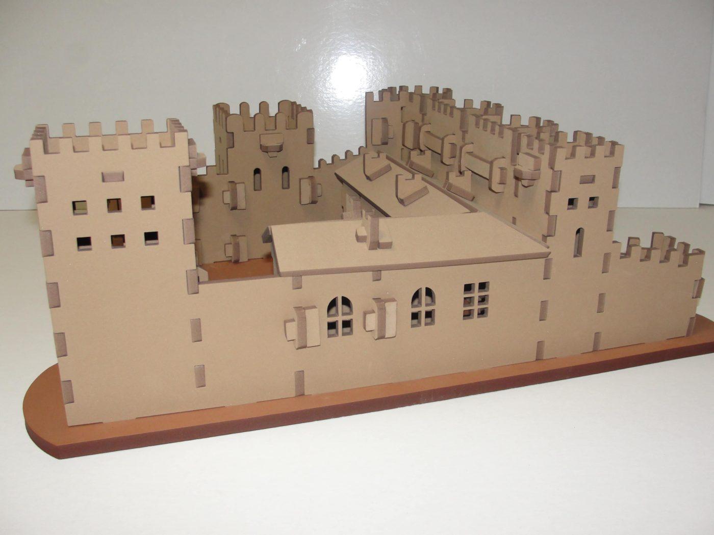 CasteloObidosPuzzle3D-2