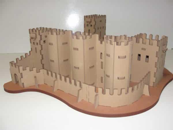 CasteloObidosPuzzle3D-1